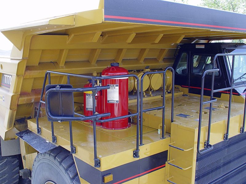 Vehicle Fire Suppression System Services Fox Valley Fire