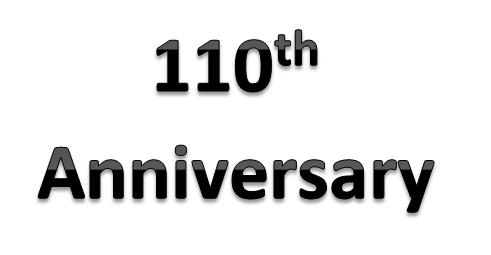 110th Anniversary