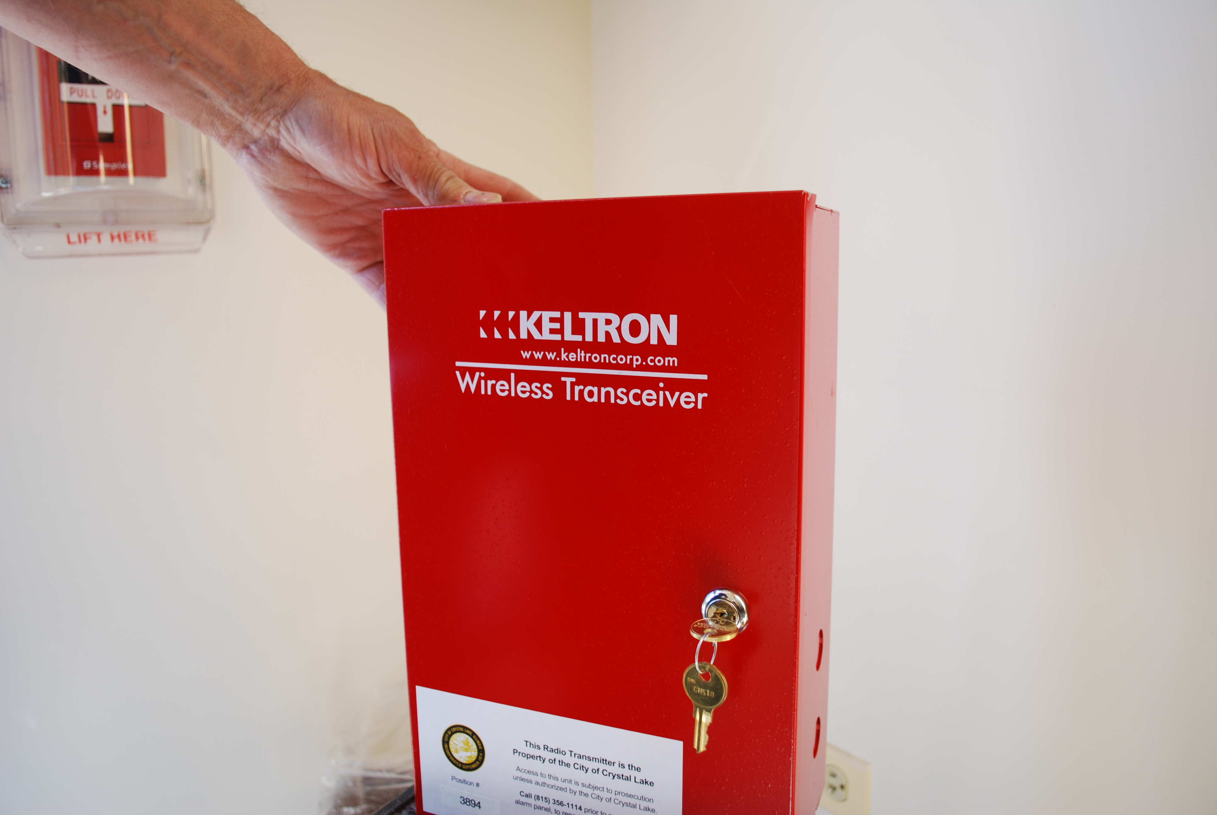Keltron Wireless Transceiver