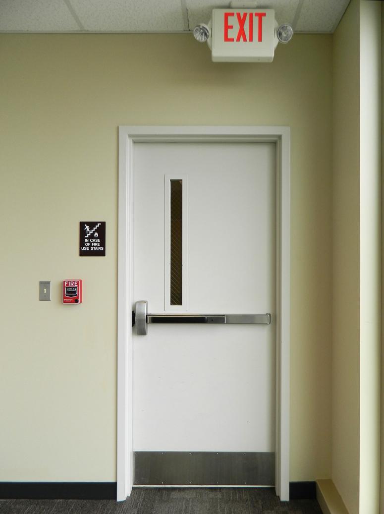 Stairwell Door Unlocking 2 & Emergency Preparedness in High Rise Buildings | Fox Valley Fire \u0026 Safety