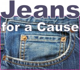 Jeans For A Cause