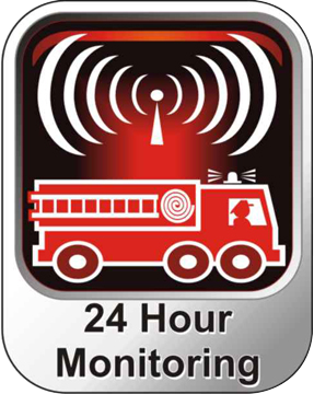 24-Hour Alarm Monitoring Services