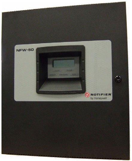 NOTIFIER FireWarden-50 Fire Alarm System Panel | Fox Valley Fire