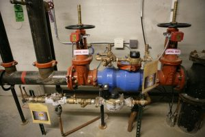 Inspection Testing Backflow Preventer