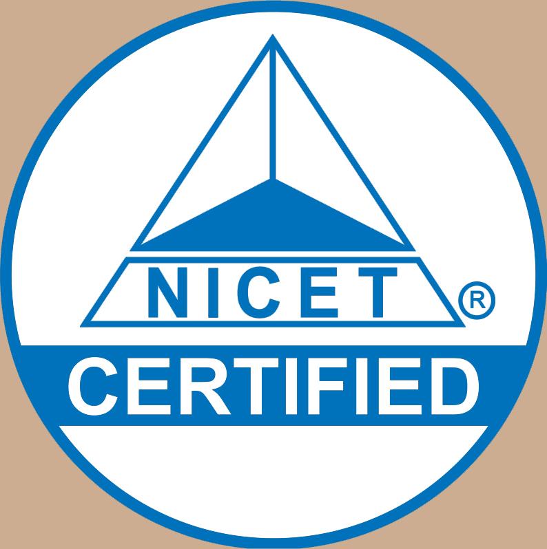 NICET Certified