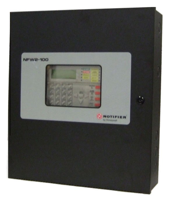 NOTIFIER FireWarden 100-2