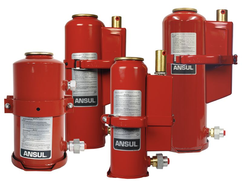 Vehicle Fire Systems : Ansul vehicle fire suppression systems fox valley
