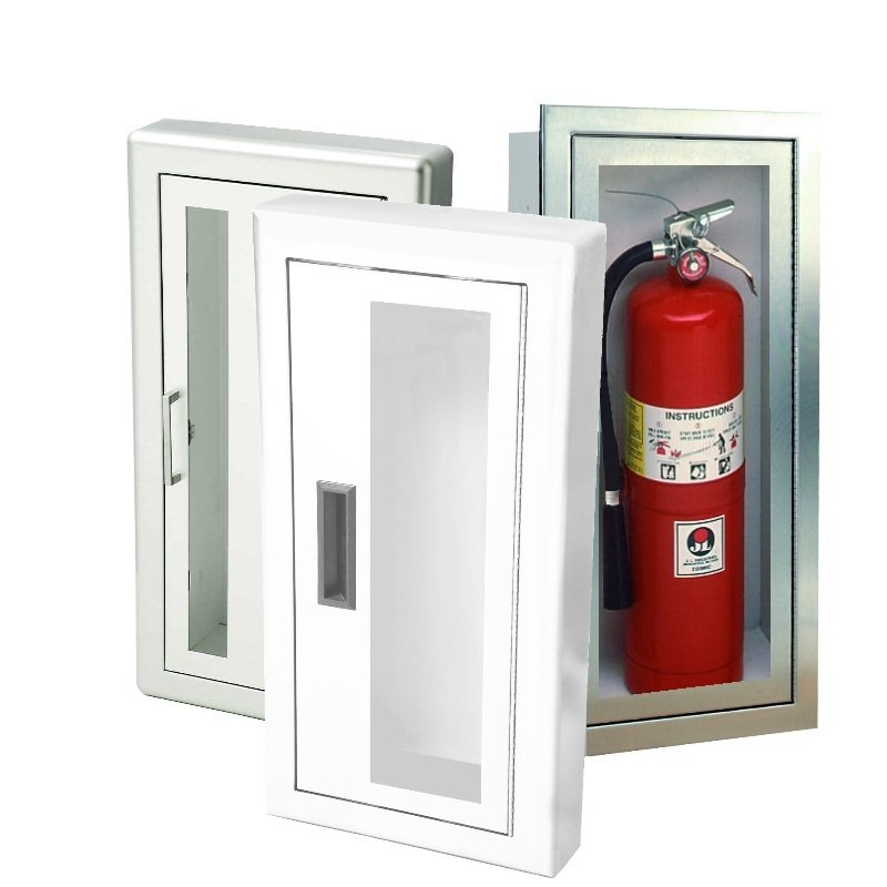 Decorative Fire Extinguisher j & l fire extinguisher cabinets | fox valley fire & safety