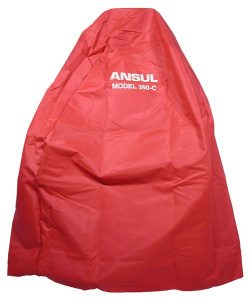 RED LINE Wheeled Fire Extinguisher Cover 350-C