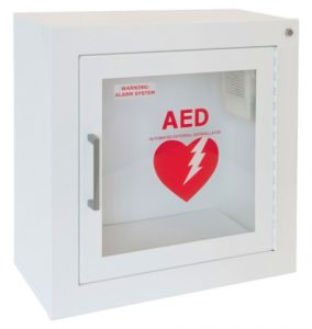 AED Cabinet Surface Mount