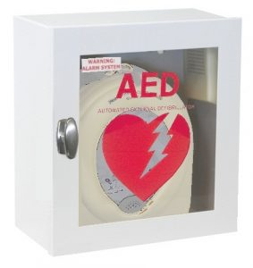 AED Cabinet Weather Resistant
