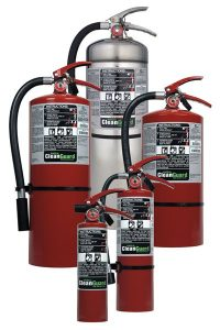 CLEANGUARD Extinguisher Group