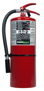 CLEANGUARD FE-36 FE13 13 lb. Extinguisher
