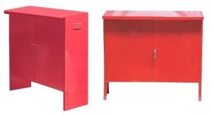 Fire Hose Equipment Cabinet