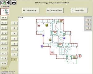 FirstVision Floor Plan View
