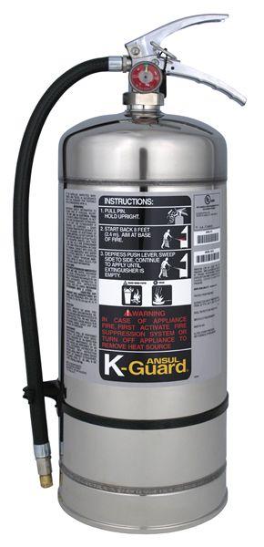 K-GUARD K01-2 UL Fire Extinguisher