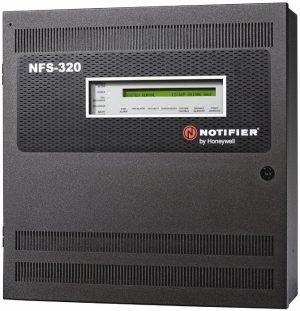 NOTIFIER ONYX Fire Alarm Control Panel NFS-320