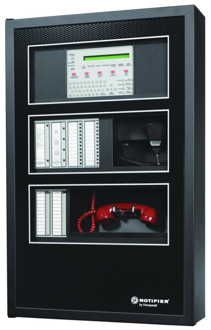 NOTIFIER ONYX NFS2-640 Fire Alarm Control Panel | Fox Valley Fire ...