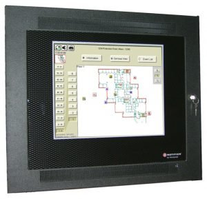 NOTIFIER ONYX FirstVision Touch-Screen