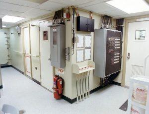 RED LINE PKP Extinguisher Installation