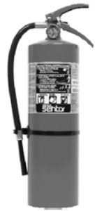 SENTRY AA10S 10 lb. Fire Extinguisher
