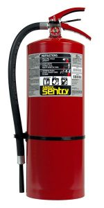 SENTRY AA20 20 lb. Fire Extinguisher