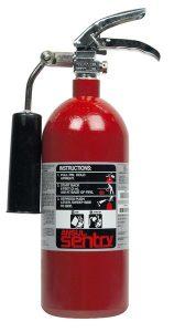 SENTRY CD05 Steel Extinguisher