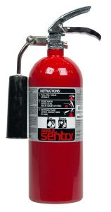 SENTRY CD05A Aluminum Extinguisher