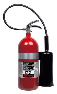 SENTRY CD10 Steel Extinguisher
