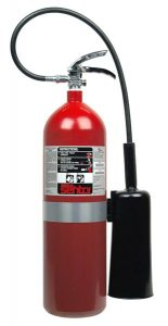 SENTRY CD15 Steel Extinguisher