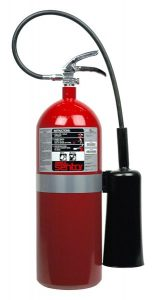 SENTRY CD20 Steel Extinguisher
