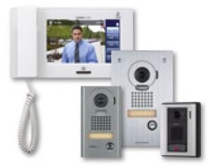 7in Touchscreen Video Intercom - JP Series
