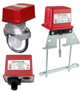 Automatic Fire Sprinkler Switchs 271x300 dry pipe sprinkler systems fox valley fire & safety wiring diagram potter tamper switch at bayanpartner.co