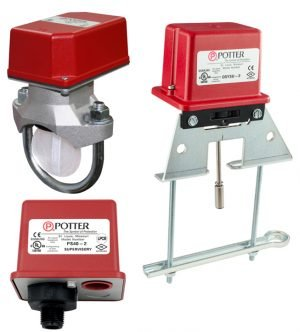 Automatic Fire Sprinkler Switchs