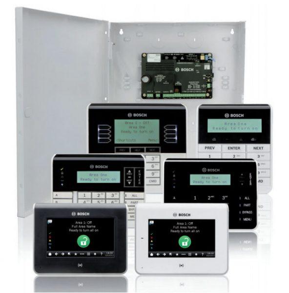 Bosch B-Series Keypads Control Panels