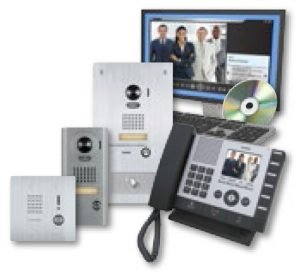 Building Security Video Intercom IS-Series