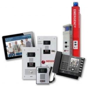 Building Security Video Intercom IX-Series