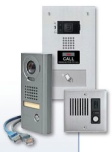 Door Stations for Interior - Exterior Use