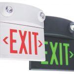 Dual-Lite Combination LED Exit Signs LT Series