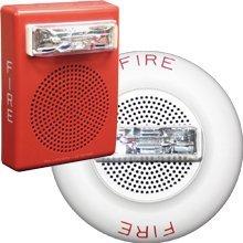 EH50_60 High Fidelity Speaker Strobes