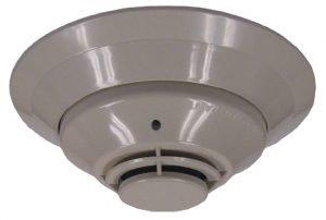 FSI-851A Intelligent Plug-In Ionization Smoke Detector