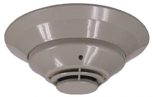 FSP-851A Intelligent Plug-In Photoelectric Smoke Detector
