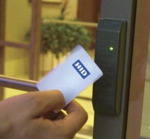 HID Proximity Card - Reader