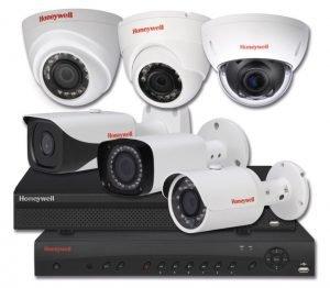 Honeywell Cameras DVRs