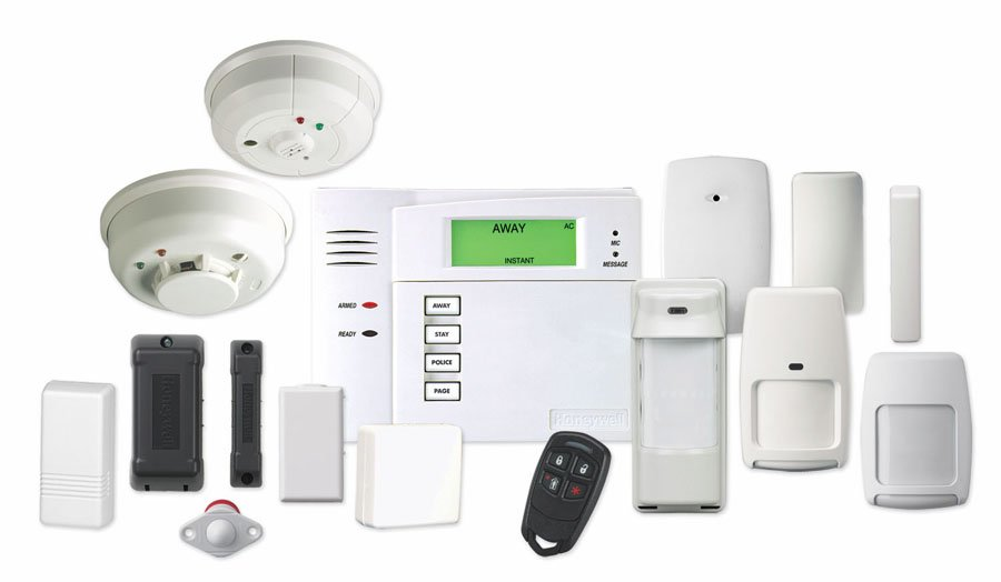 Honeywell Alarm Systems - Bing images