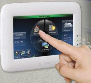 Honeywell Vista Control Panel