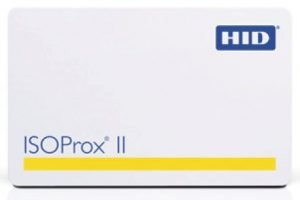 ISOProx II Cards