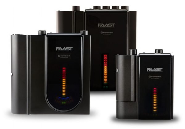 Intelligent FAAST Series Detectors