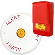 LSPSTWC_LSPSTR_AmberLg - LED MNS Strobes