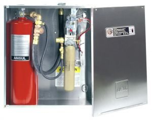 ansul r 102 wet chemical fire suppression system manual
